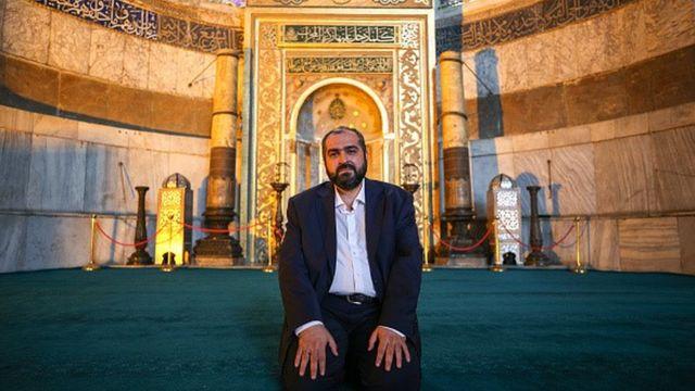 Akademik Hayatına Geri Döndü! Ayasofya İmamı Mehmet Boynukalın Görevi Bıraktı