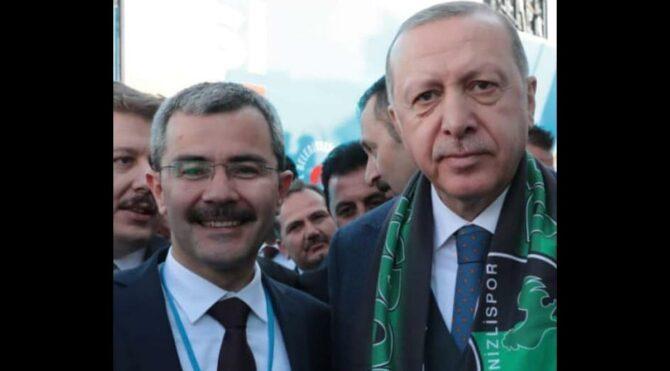 AKP'li belediye başkanı üçüncü kez coronaya yakalandı