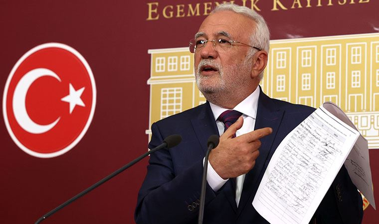 AKP'li Elitaş, Dezenfektan Skandalını 'Etik' Buldu