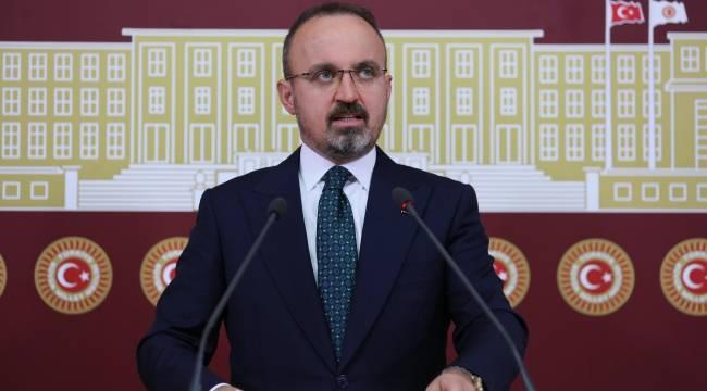 AKP'li Turan'dan Ruhsar Pekcan Açıklaması: 'Yanlış Yapanın Yanına Kar Kalmamasını Önemseyen Bir Ekibiz'