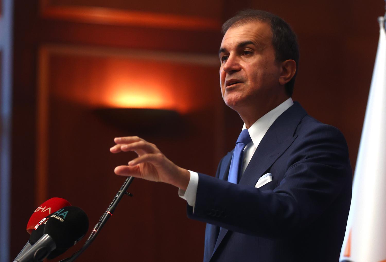 AKP Sözcüsü Çelik: 'Türkiye'nin Bir Tane Daha Mülteci Alacak Durumu Yoktur'