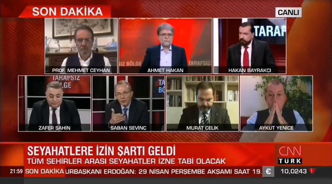 'Alım Gücü Olarak Almanya'nın 15-20 Bin Euro'su ile Türkiye'nin 15-20 Bin TL'si Eşit' Diyen Gazeteci