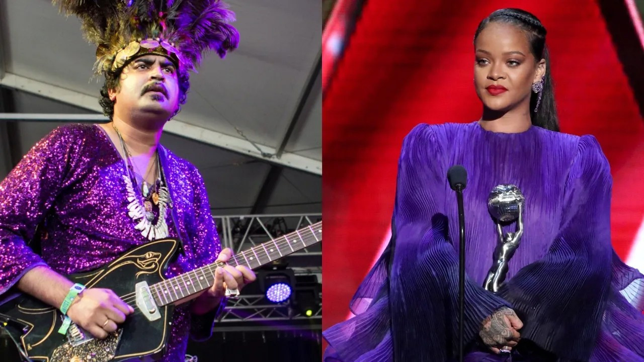 Alman şarkıcıdan Rihanna'ya telif davası