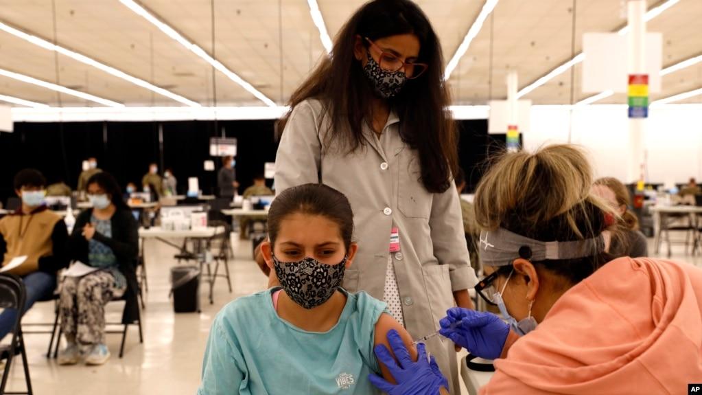 Almanya 12 Yaş Üstü Çocuklara Koronavirüs Aşılamasına Başlıyor