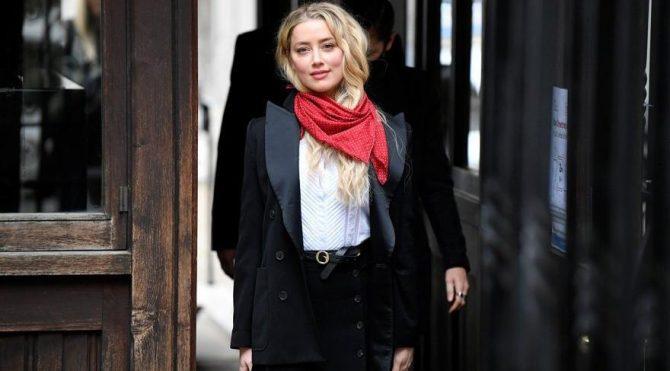 Amber Heard rotasını İstanbul'a çevirdi