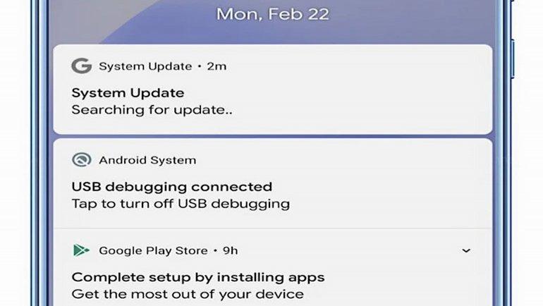 Android güncellemesi virüs yayıyor