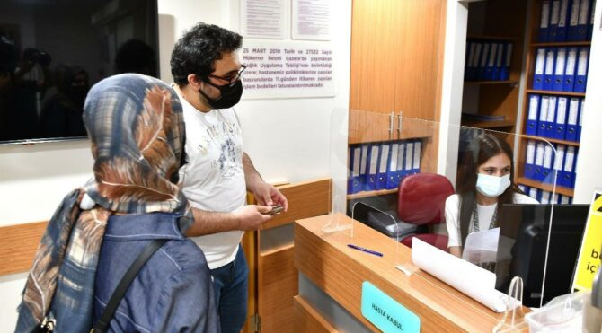 Ankara'da ücretsiz SMA testine 1500 çift başvuruda bulundu