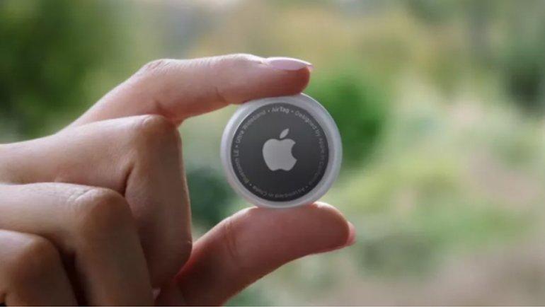 Apple AirTag'de sorun çıktı