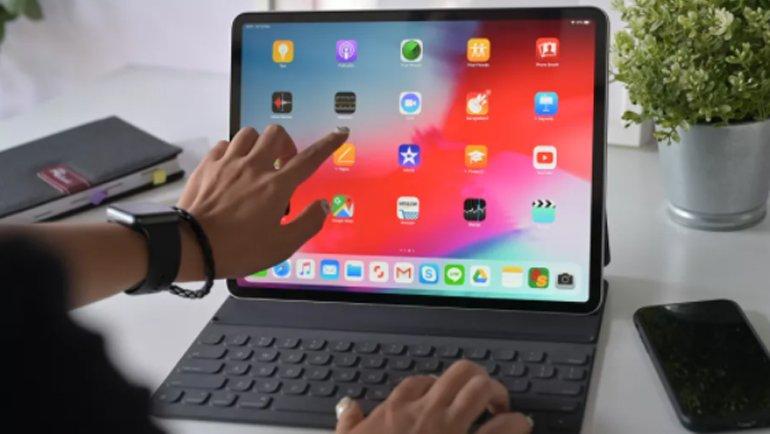 Apple'dan klavye için ilginç patent