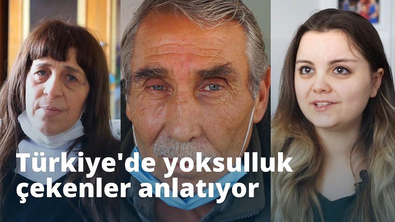 Asgari Ücretle Geçim, İşsizlik ve Pandemi: Türkiye'de Yoksulluk Çekenler Anlatıyor