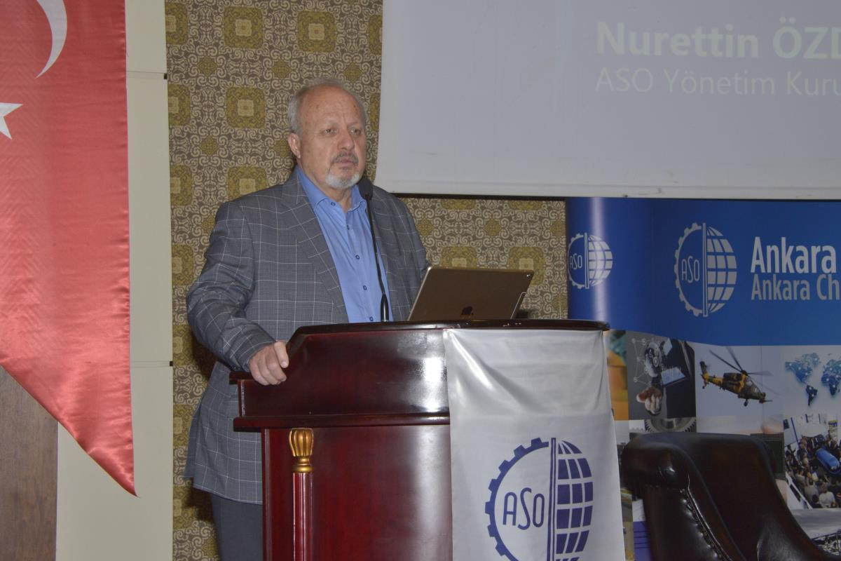ASO Meslek Komiteleri Ortak Toplantısı Antalya'da gerçekleştirildi
