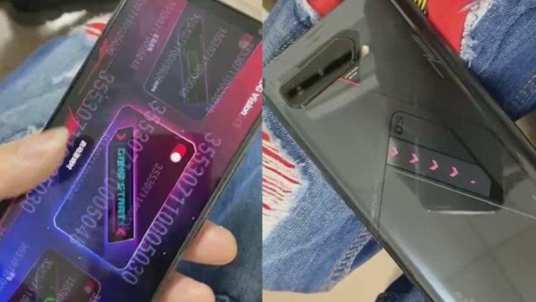 ASUS ROG Phone 5 geliyor