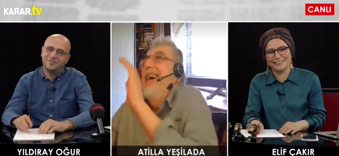 Atilla Yeşilada: 'Erdoğan Ben Yoruldum, Torunlarımla Vakit Geçireceğim Desin Dolar 5 Saniyede 5 Liraya Düşer'