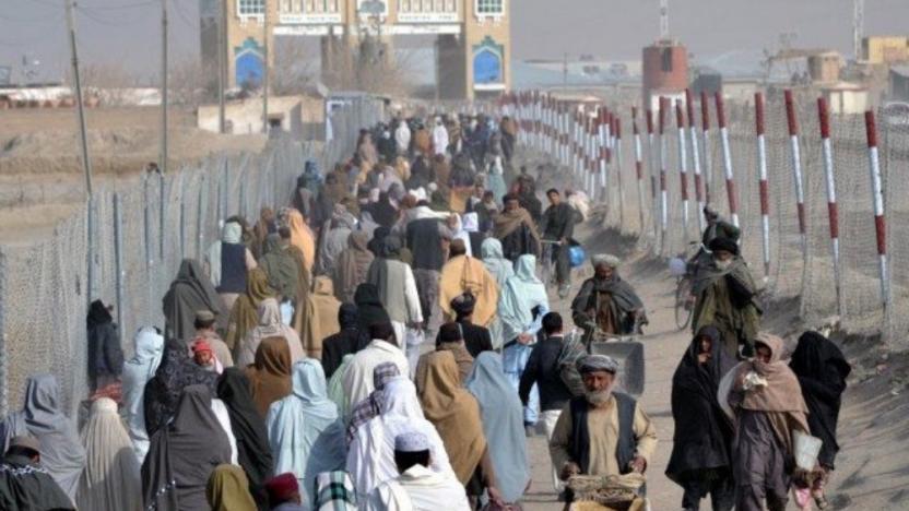 Avrupa Birliği'nden Afganistan Açıklaması: 'Büyük Ölçekli Yasa Dışı İnsan Göçü Engellenecek'