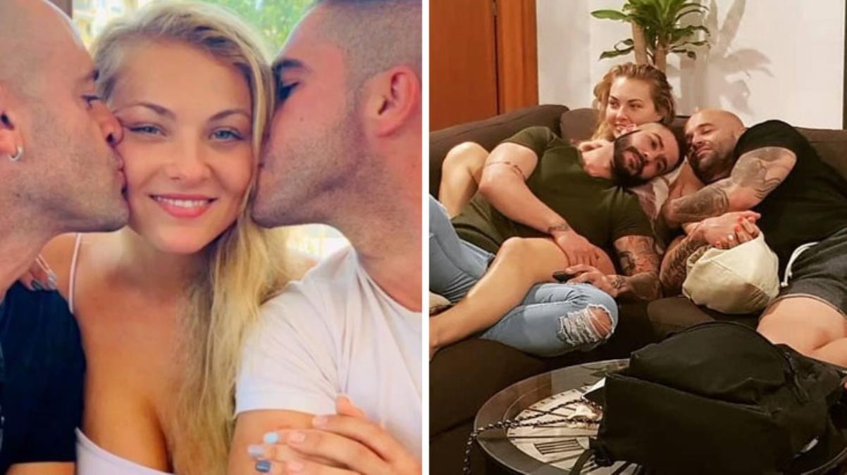 Aynı kadına aşık olan iki yakın arkadaş, üçlü ilişki yaşamaya başladı