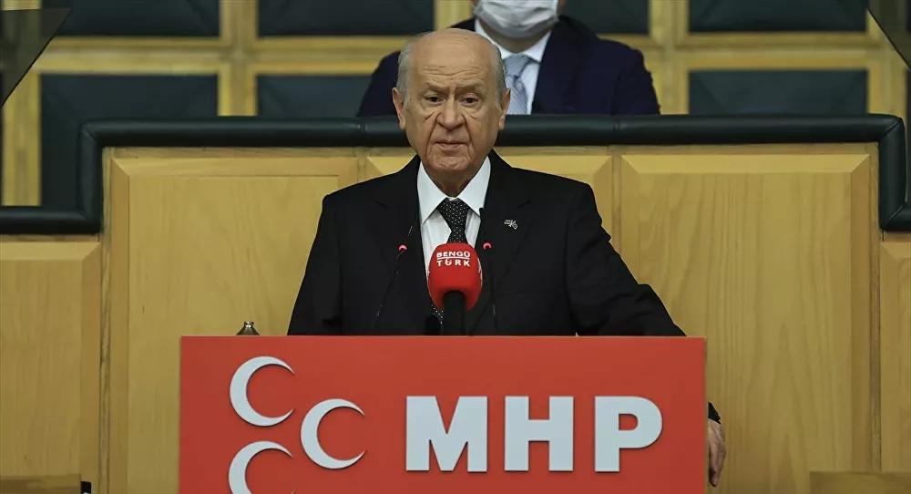 Bahçeli: 'Atatürk'e Tahammülsüzlük, Türkiye Cumhuriyeti'ne Tahammülsüzlüktür'