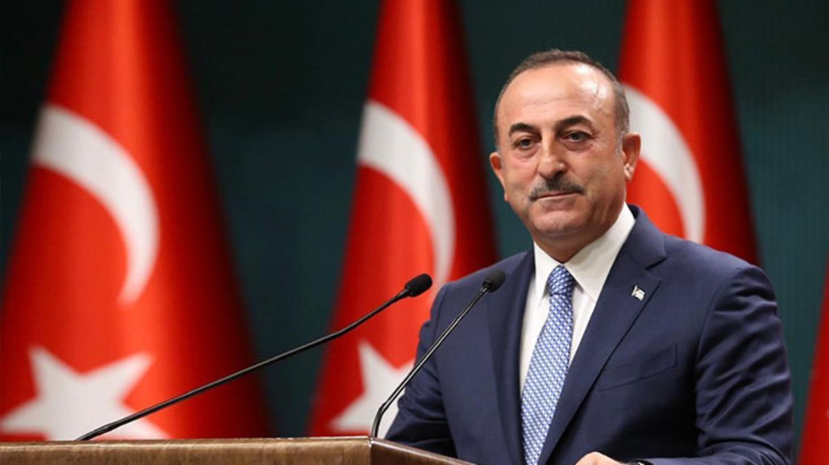 Bakan Çavuşoğlu'ndan Doğu Akdeniz'deki gerginlikle ilgili ilk yorum: Provokatif eylemler var