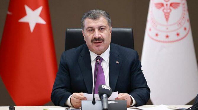 Bakan Koca:Sağlık çalışanına şiddetten 1811 kişi hapis cezası aldı
