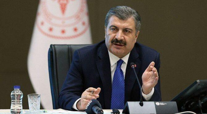 Bakan Koca, Sinovac firmasını Türkiye'de yatırım yapmaya davet etti