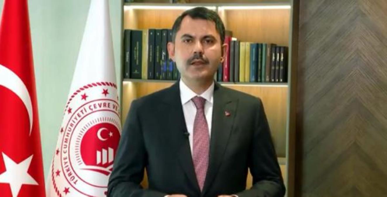 Bakan Kurum: Türkiye mekansal strateji planımızı tamamlıyoruz