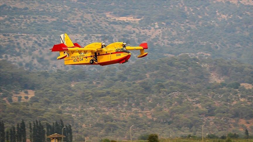 Bakan Pakdemirli: 'Beş Yangın Söndürme Uçağı Alacağız'
