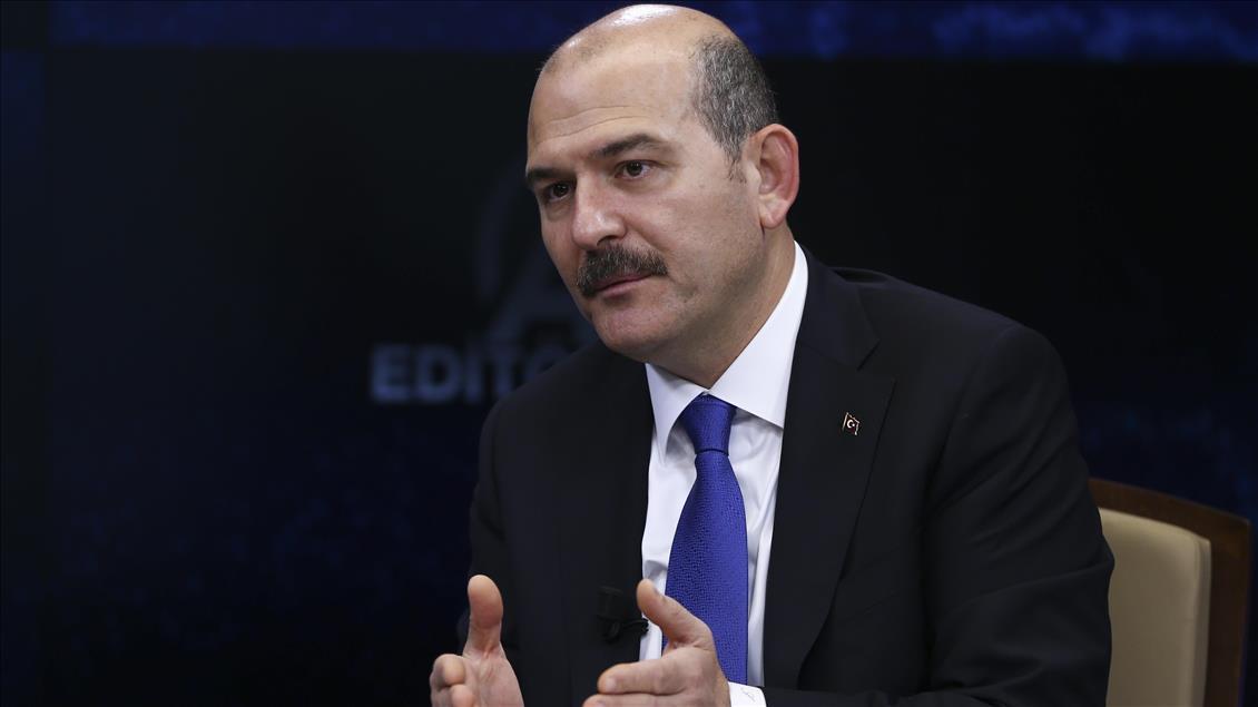 Bakan Soylu, Twitter'ı Suçladı: 'Demokrasinin Kimyasını Bozuyor'