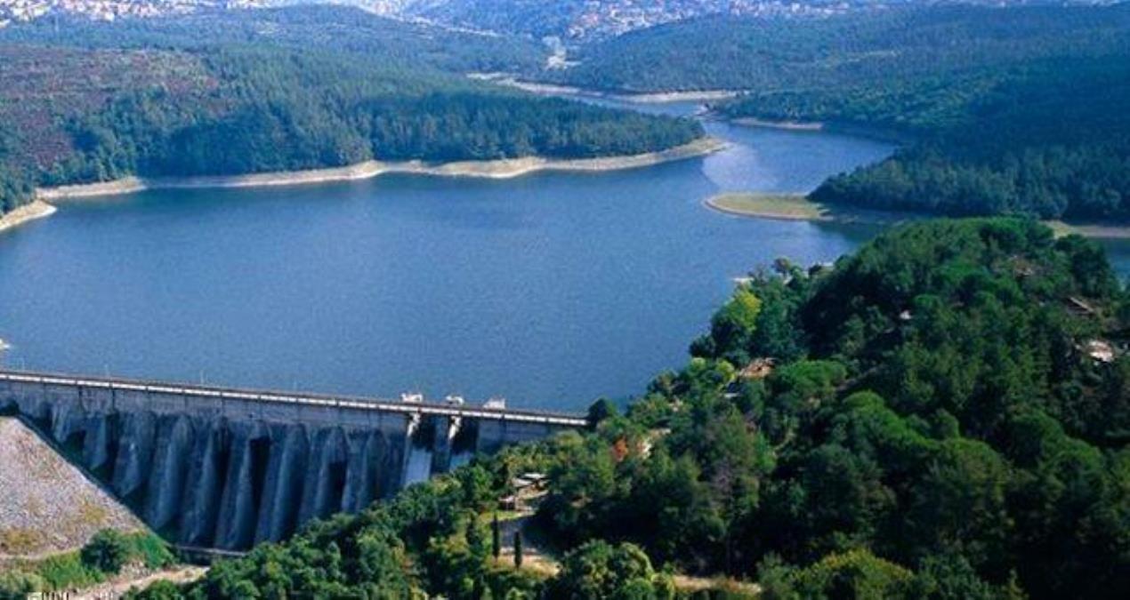 Baraj doluluk oranları! 4 Ekim İstanbul, İzmir, Ankara barajların doluluk oranları yüzde kaç? 4 Ekim 2021 barajların doluluk seviyesi nasıl?