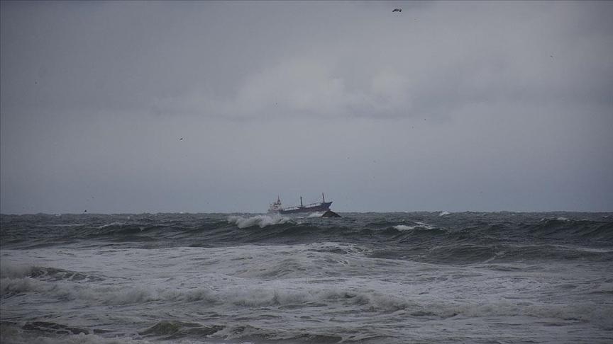 Bartın Açıklarında Rus Bandıralı Kuru Yük Gemisi Battı: 'Hava Çok Kötü, Kurtarma Ekipleri Çıkmakta Zorlanıyor'