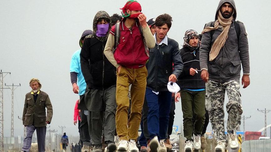BBC Afgan Göçmenlere Sordu: Neden Türkiye'ye Geliyorlar? Ne İstiyorlar?