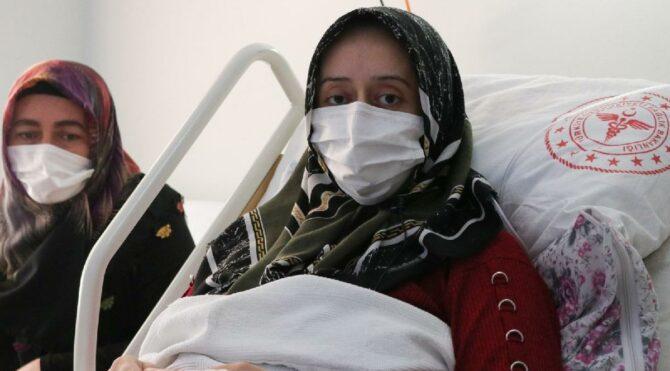 'Bebeğim zarar görür' diye aşı yaptırmayan Nurcan: Büyük bir hata yaptım