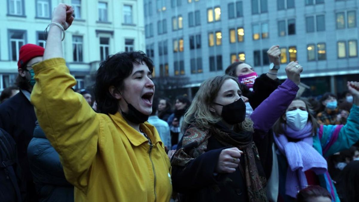 Belçika'yı karıştıran tecavüz skandalı! Çok sayıda kadın kafelerde içkisine uyuşturucu konularak istismara uğradı