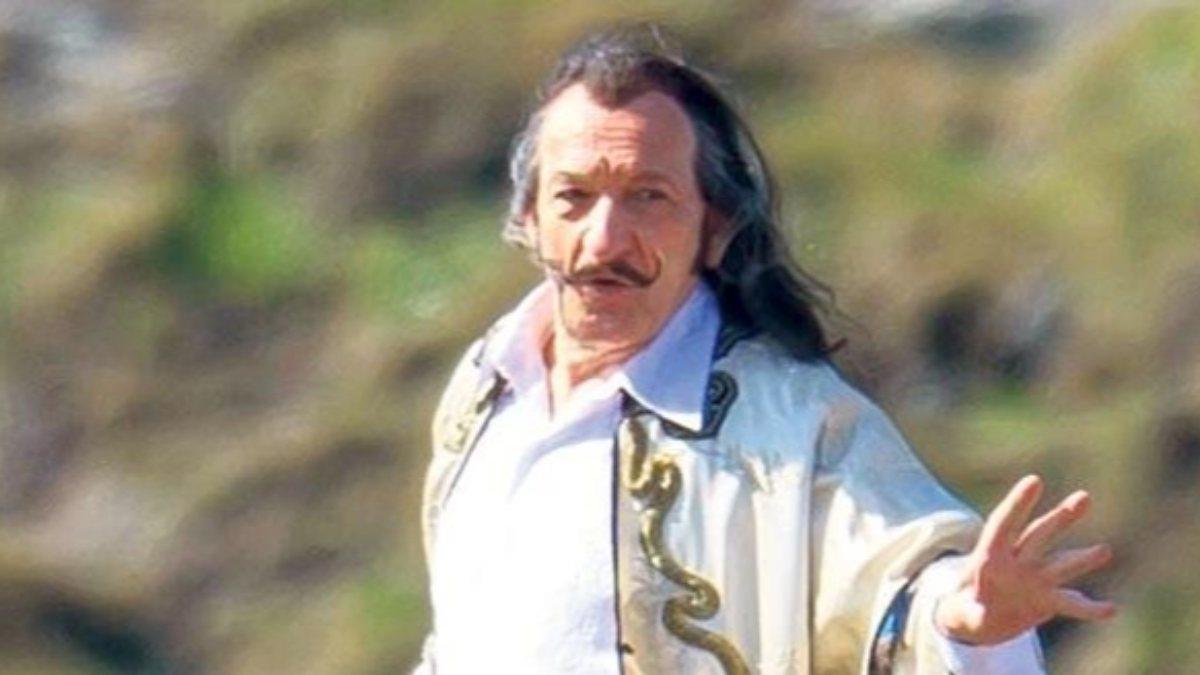 Ben Kingsley, Salvador Dali'yi canlandırdı