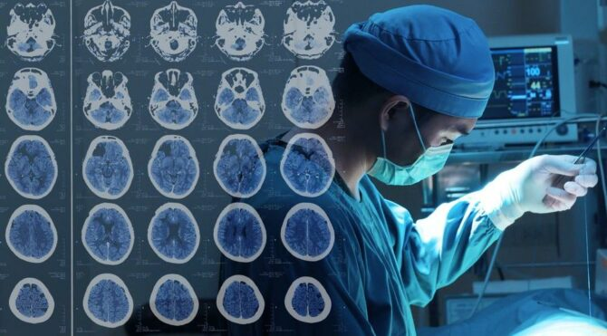 Beyin implantı ile görmesini sağladılar