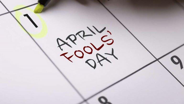 Bilim devlerinden 1 Nisan şakaları