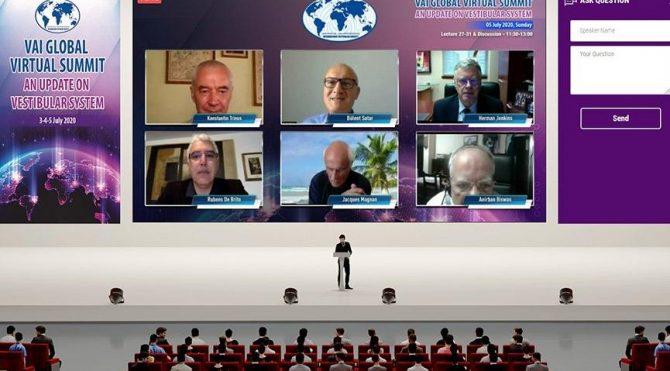 Bilim insanları, 'Denge Bozuklukları Dünya Kongresi'nde bir araya geldi