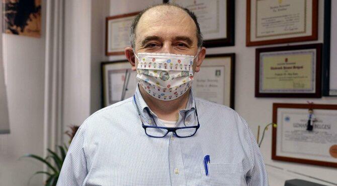 Bilim Kurulu üyesi Kara'dan çift maske uyarısı