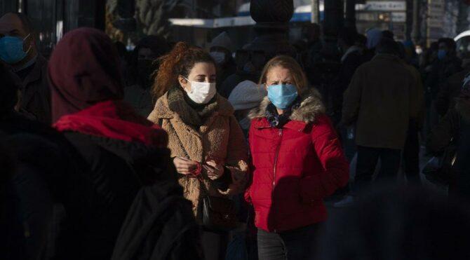 Bilim Kurulu üyesi uyardı: Mutasyonlu virüsün görüldüğü il sayısı 23'e yükseldi