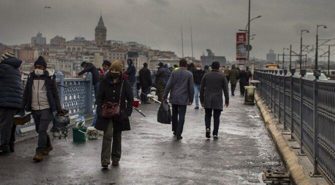 Bilim Kurulu üyesinden uyarı: İstanbul'da artış eğilimi var