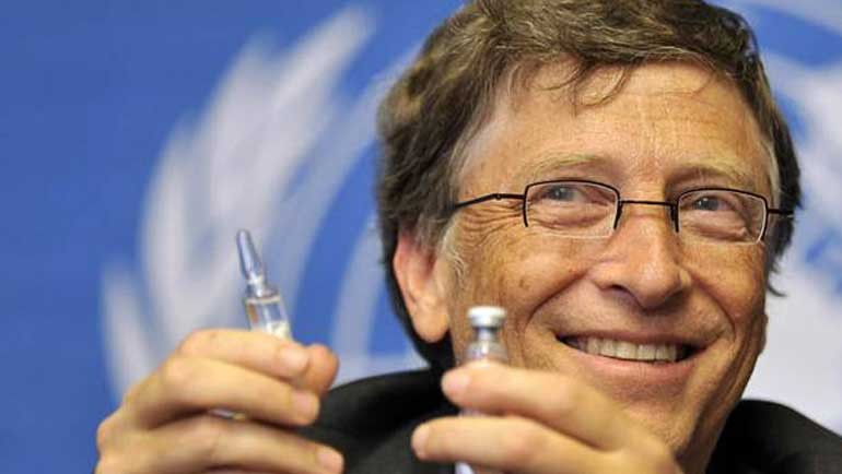 Bill Gates'ten