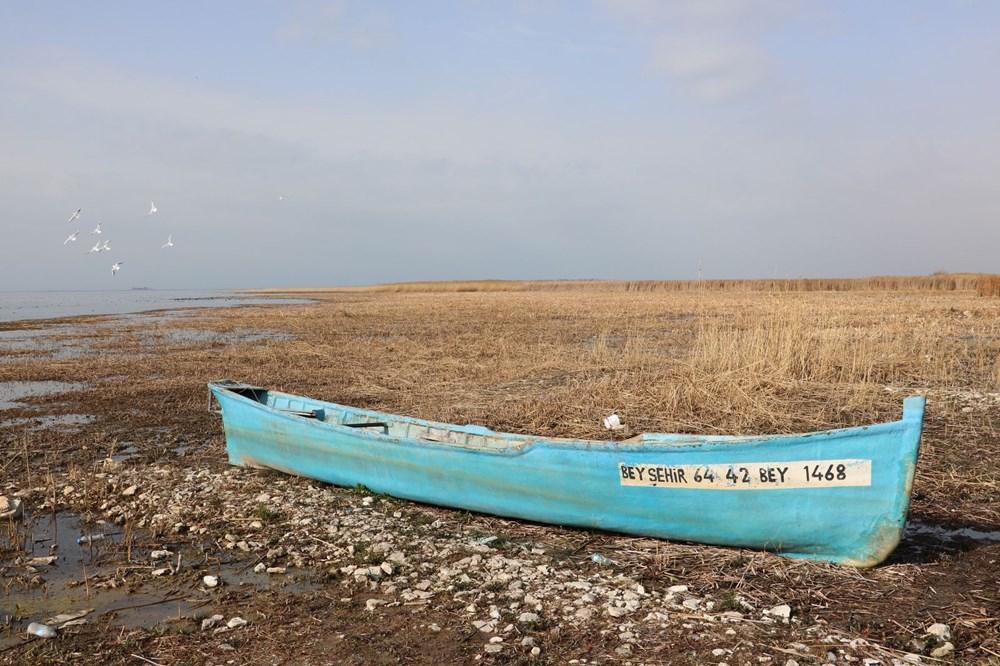 Bir Bir Kaybediyoruz: Beyşehir Gölü'nde Kuraklık Alarmı