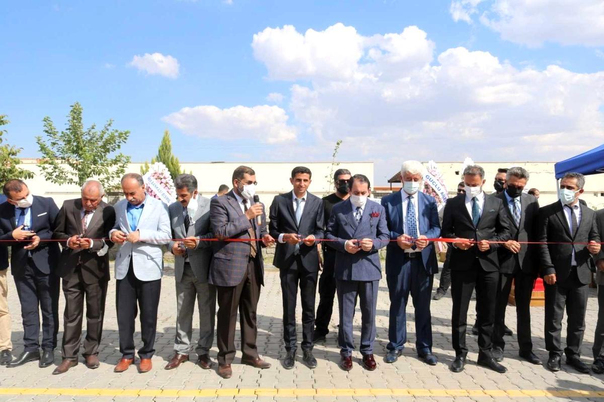 Bismil'de oto galericileri sitesi açılışı yapıldı