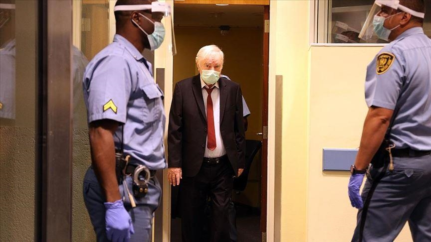 'Bosna Kasabı' Lakaplı Mladic'in Müebbet Hapis Cezası Onandı