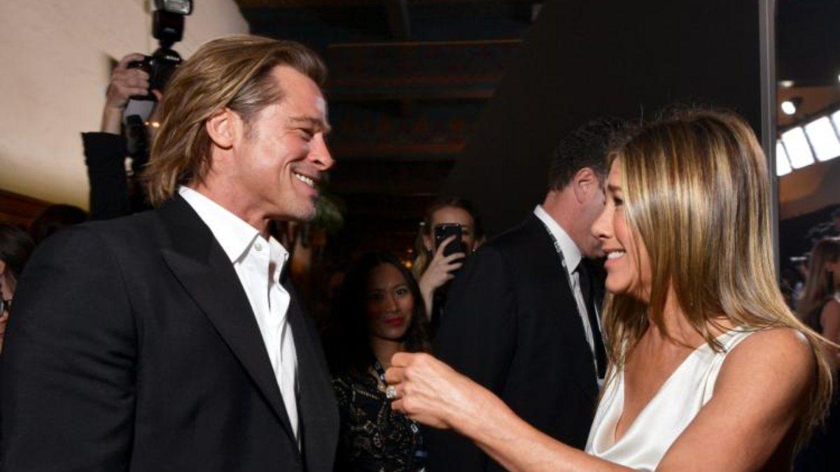 Brad Pitt'in annesi Jennifer Aniston'u istiyor