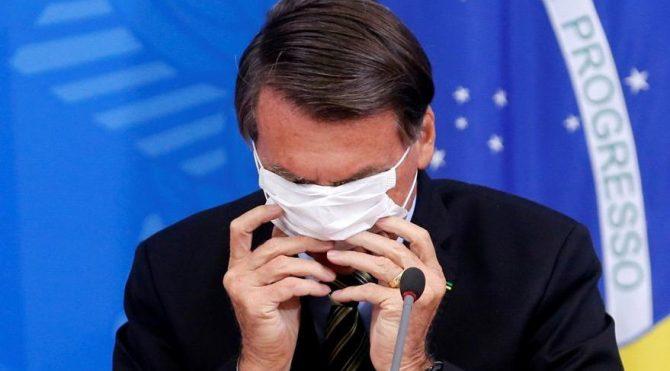 Brezilya Devlet Başkanı: Üçüncü kez teste gireceğim