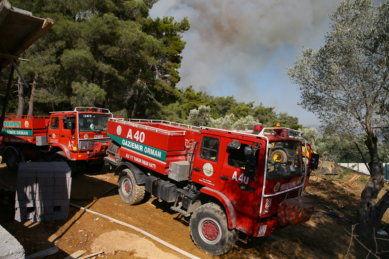 Bugün 14 Ayrı Bölgede Orman Yangını Çıktı: 3'ü Hâlâ Devam Ediyor