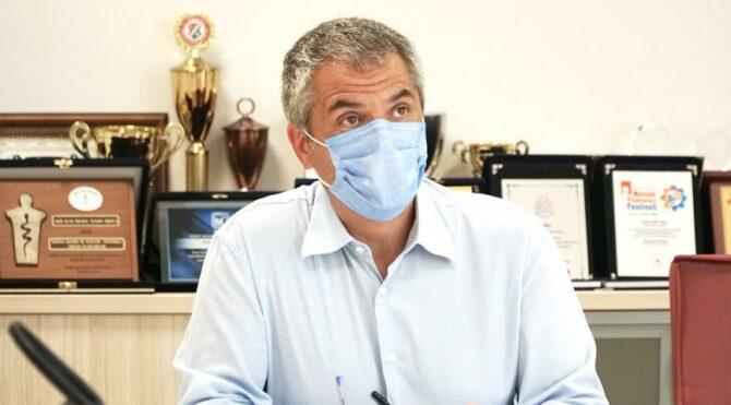 Bursa Tabip Odası Başkanı: 60 milyon kişiye aşı yapılabilmesi için 18 ay daha geçmesi gerekecek