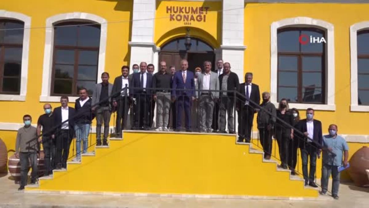 Büyükşehir, tarihi yapıları yenilemeye devam ediyor