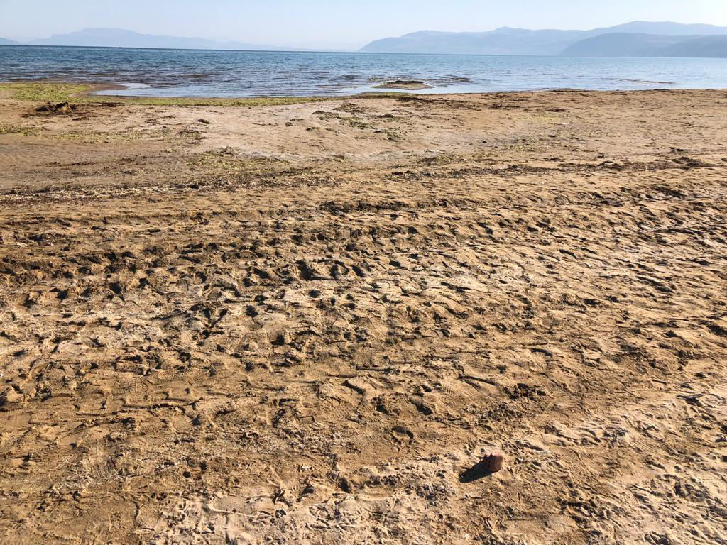 Çanlar Bu Kez Eğirdir Gölü İçin Çalıyor: Çekilme 50 Metreyi Aştı