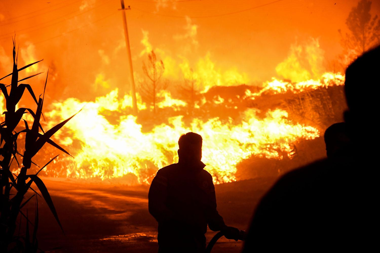 Canlı Anlatım | Türkiye'yi Sarsan Yangınlarda Can Kaybı 4'e Çıktı, Ukrayna Uçak Göndereceğini Açıkladı
