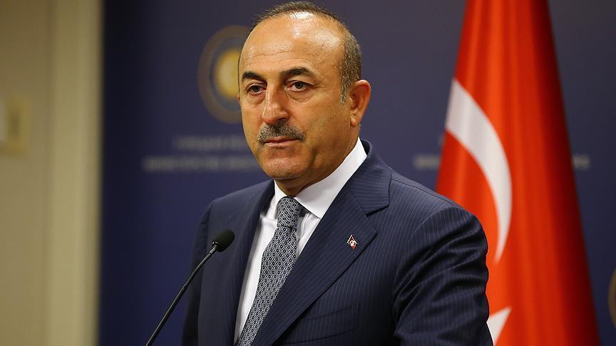 Çavuşoğlu: 'Mısır'la Diplomatik Düzeyde Temaslarımız Başladı'